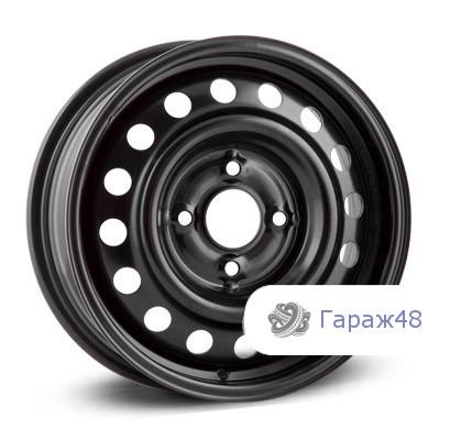 Magnetto 14003 R14 / 5.5J PCD 4x98 ET 35 ЦО 58.6 Штампованные Черный
